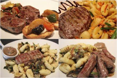 biftek ramsteak pečen