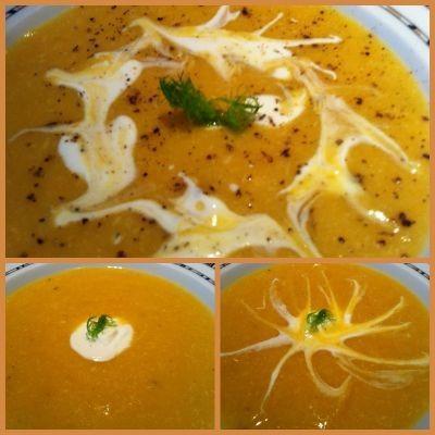 bučna juha 2