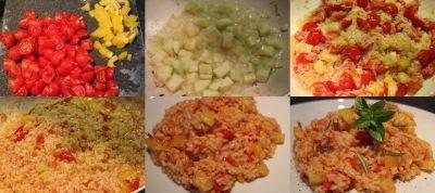 džuveč riž
