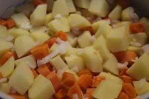 krompir s korenčkom