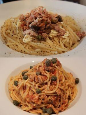 špageti tuna 2 x