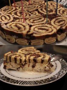 rolada torta